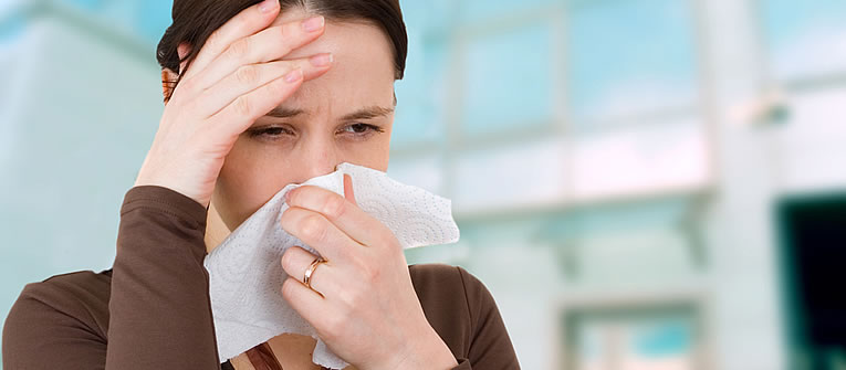 Allergy Symptoms, Whole House Air Purifiers